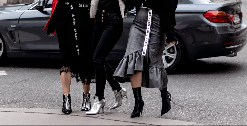 How to Wear Pointed Ankle Boots