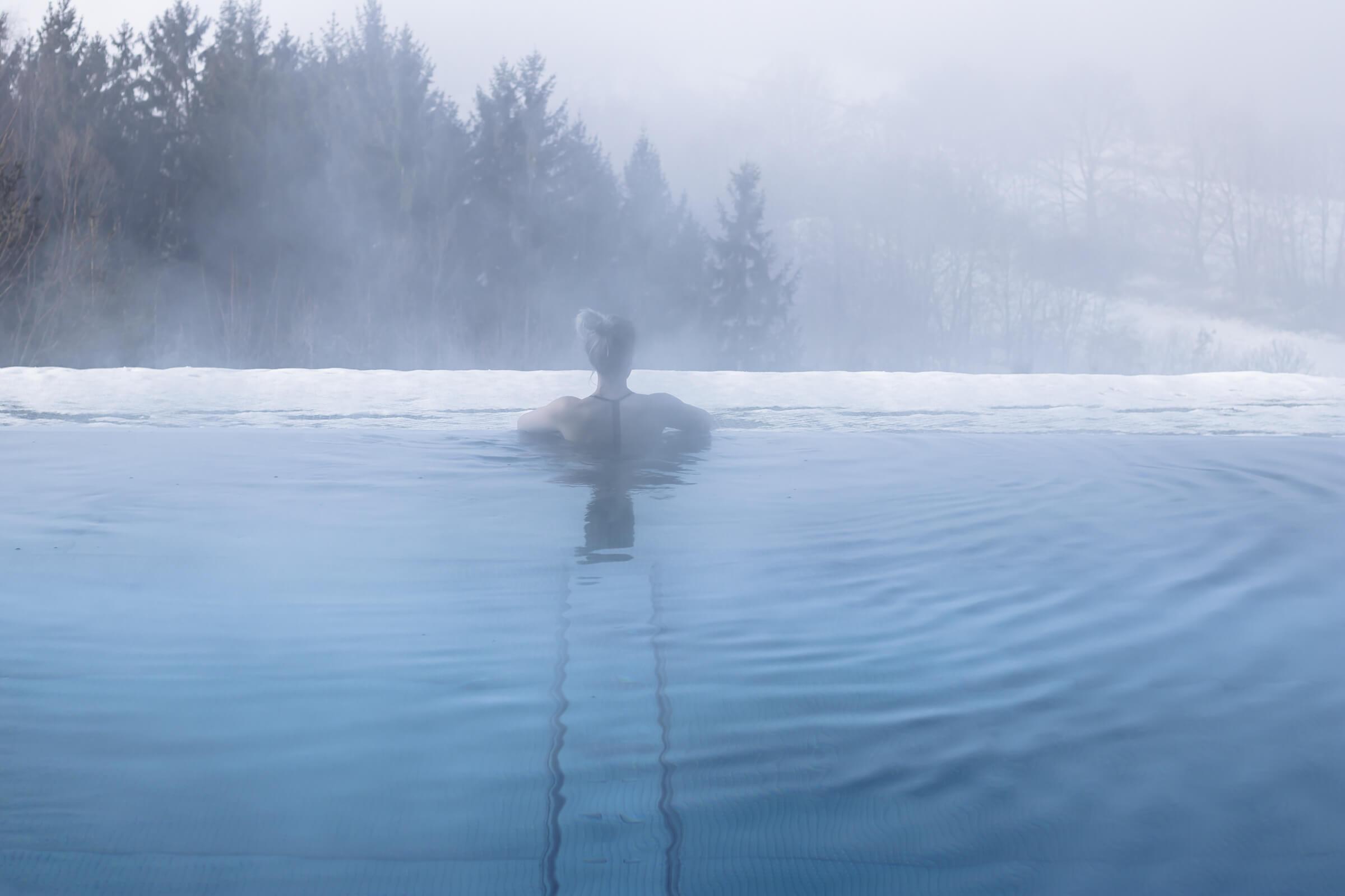 Infinity Pool Stegersbach Falkensteiner Balance Resort