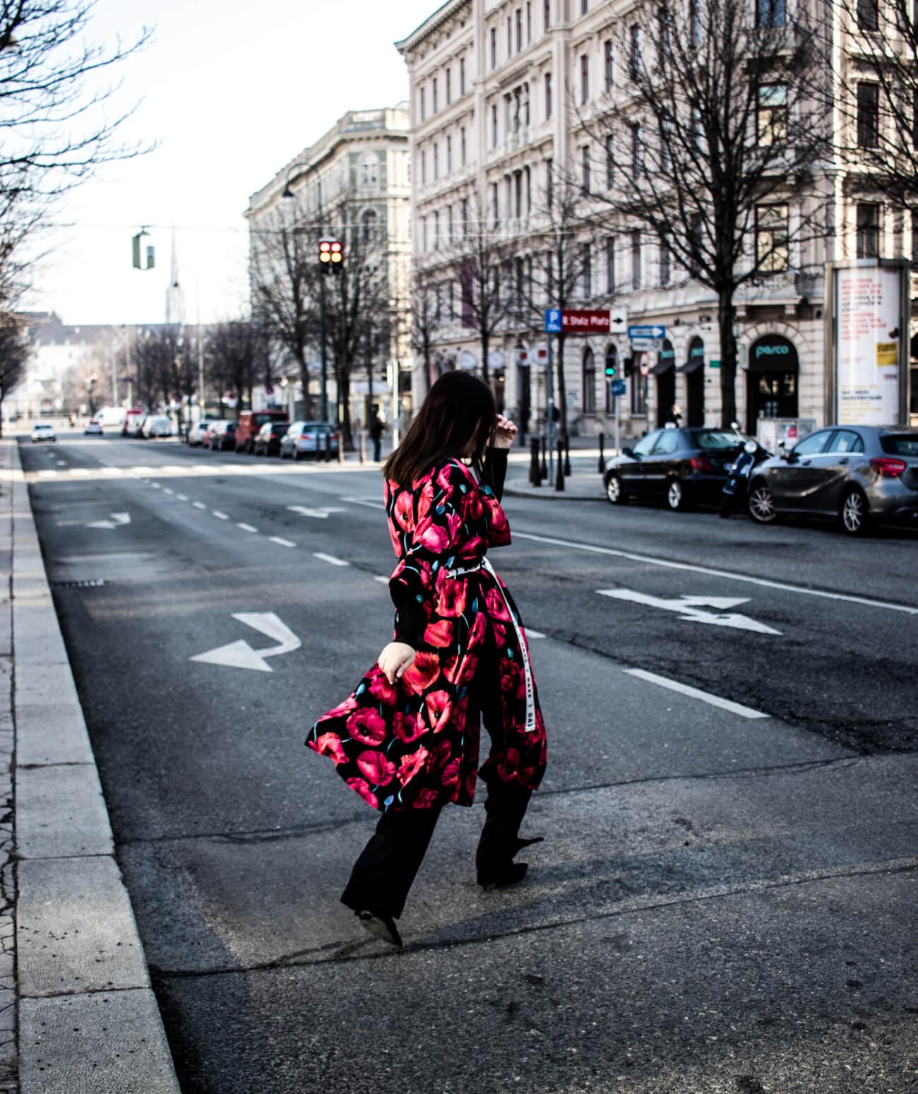 Kimono-Look für jede Gelegenheit