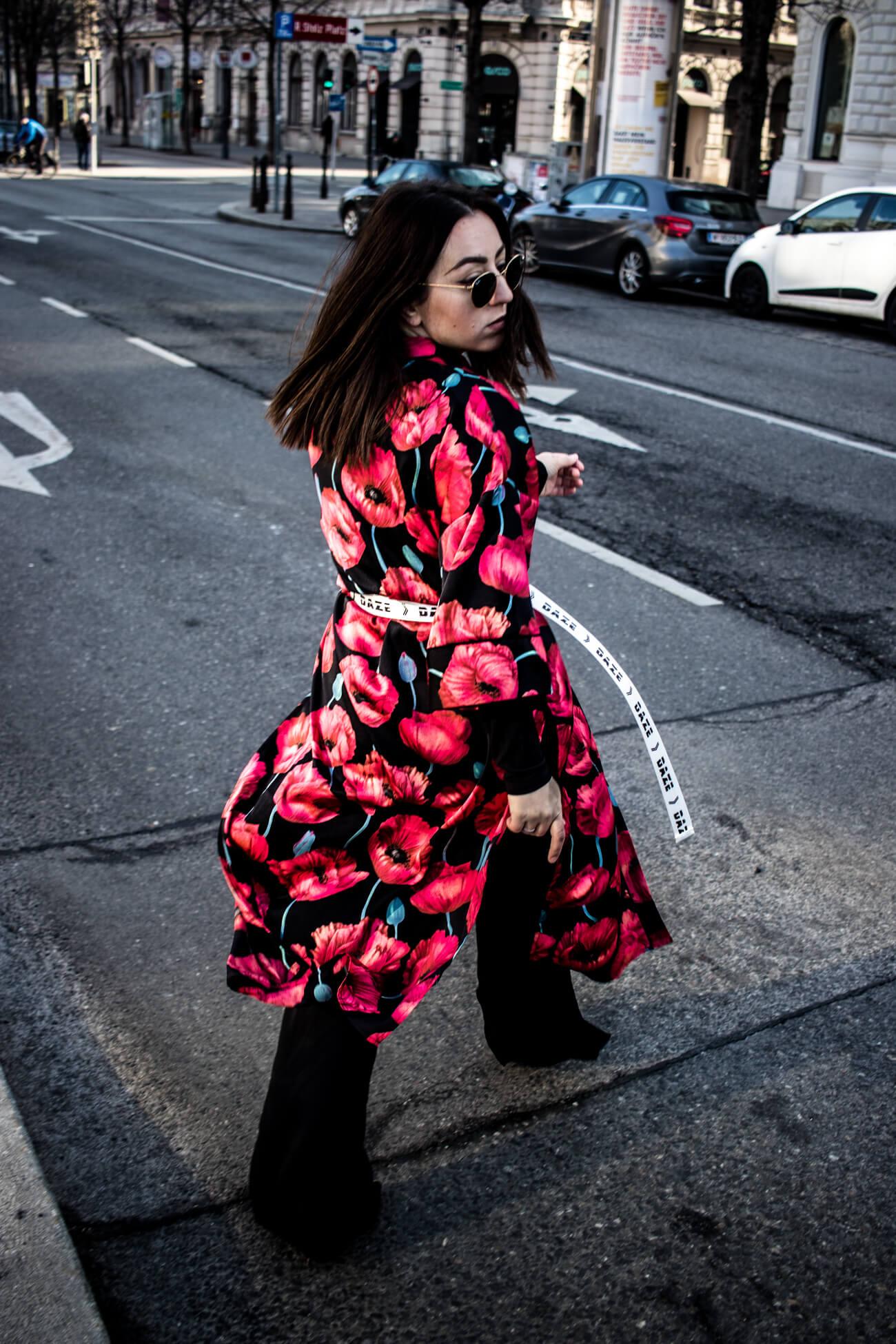 Wie kann man den Kimono tragen?