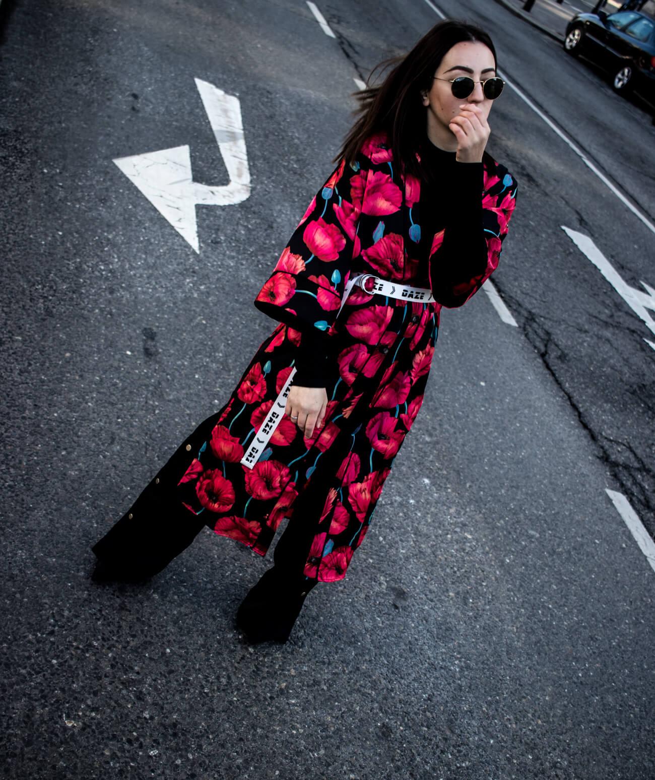 Wie trägt man den Kimono im Alltag?