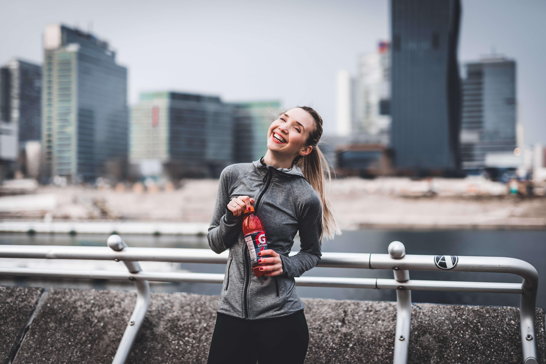 Sich für das Laufen motivieren