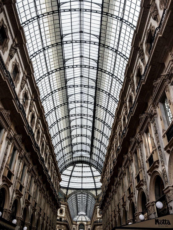 Wo kann man im Mailand shoppen?