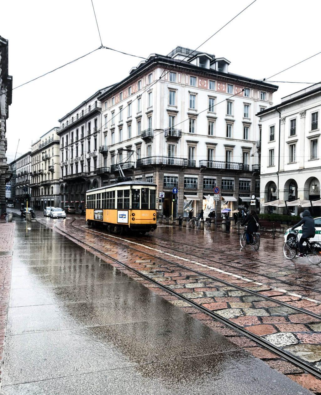 Wichtigste Sehenswürdigkeiten in Mailand