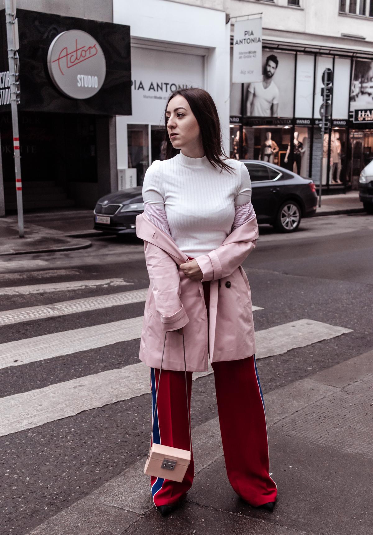 Trench Coat Trend 2018