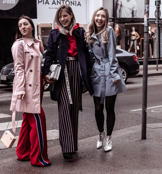 3 WAYS TO WEAR: A CLASSIC TRENCH COAT