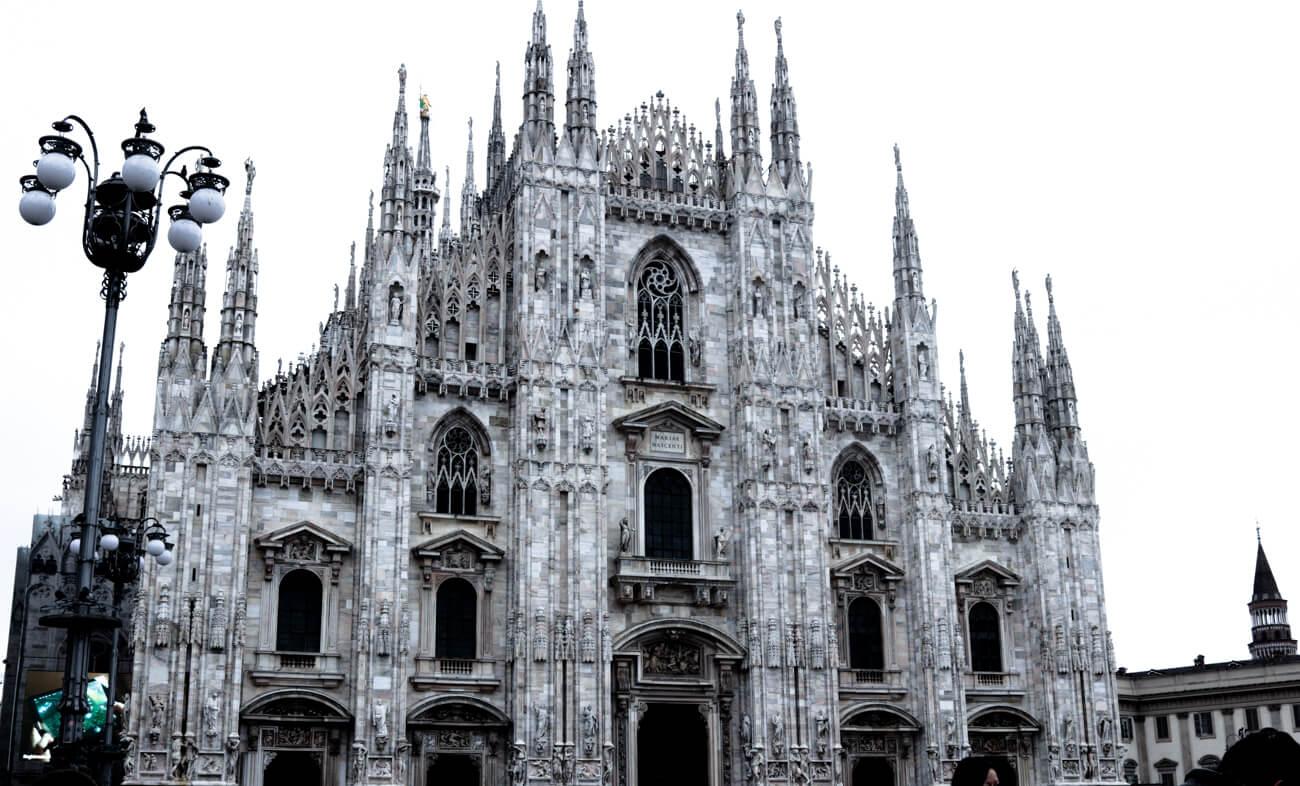 Mailands schönsten Straßen