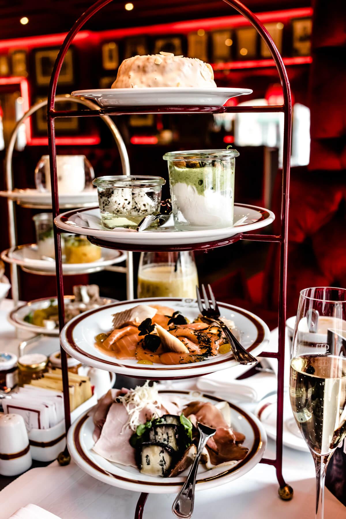 Fürhstücken in Wien - die besten Lokale - das Sacher Eck