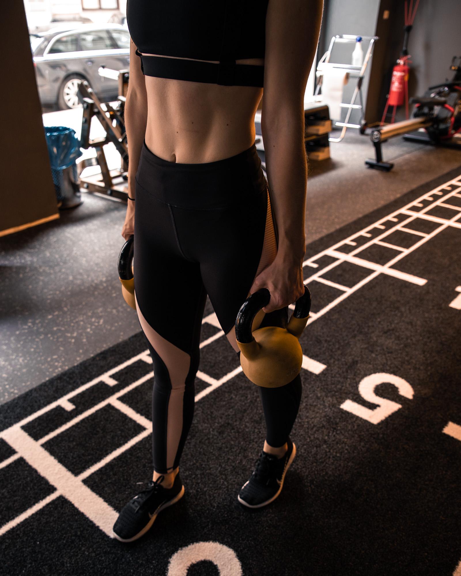 Wie trainiere ich meinen Bauch