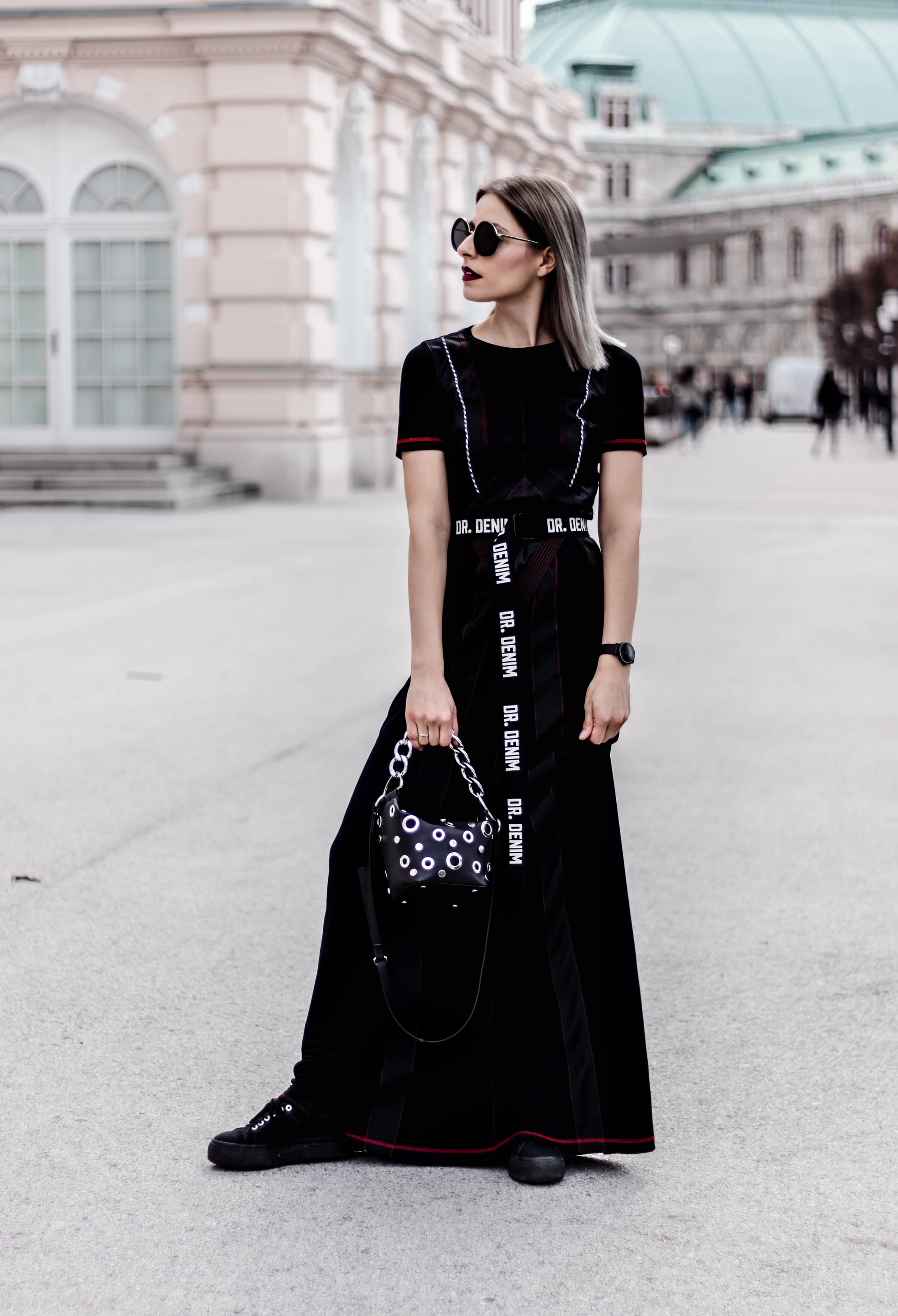 How to Wear a Black Dress