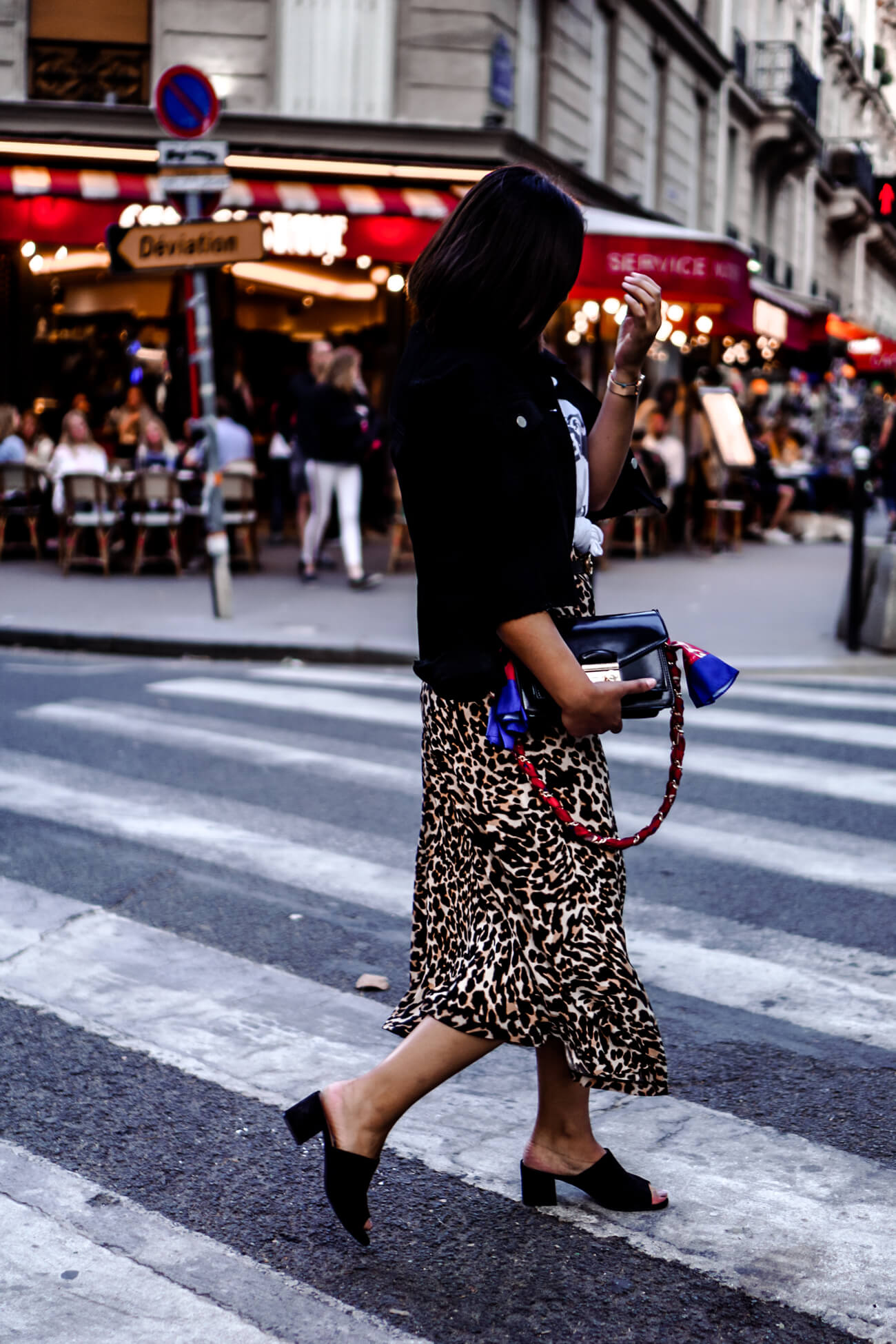 How to style animal print?