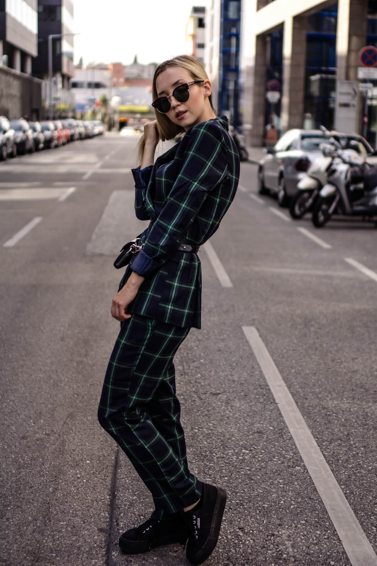 Modetrends Herbst 2018: Karomuster