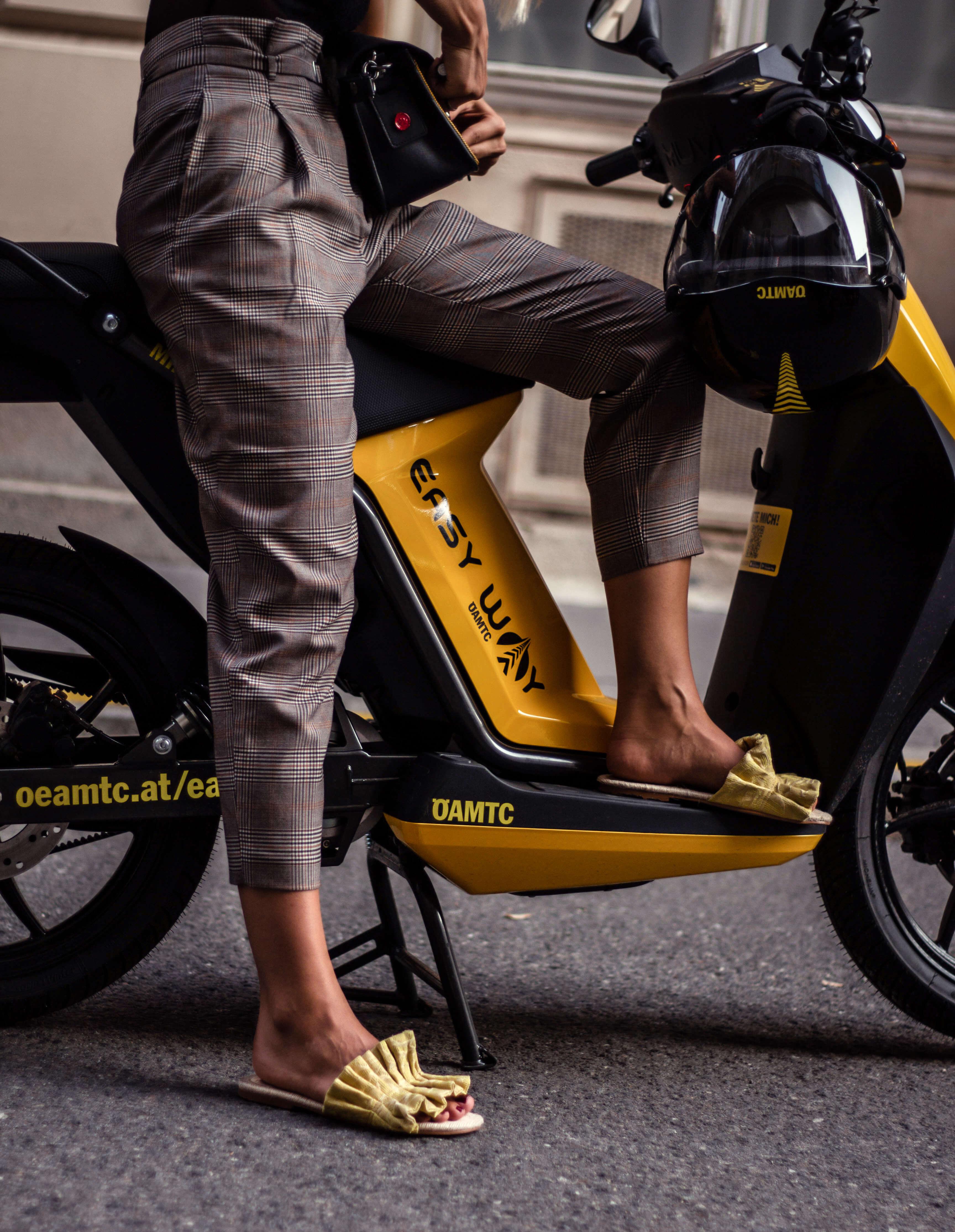 eScooter als umweltfreundliche Fortbewegungsmittel