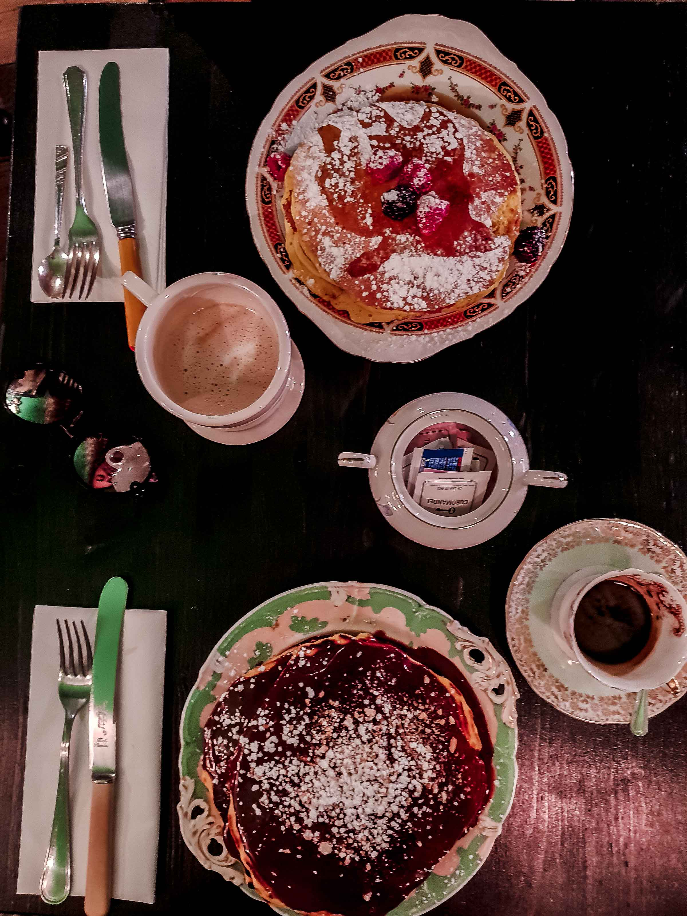 Where to have breakfast in Rome