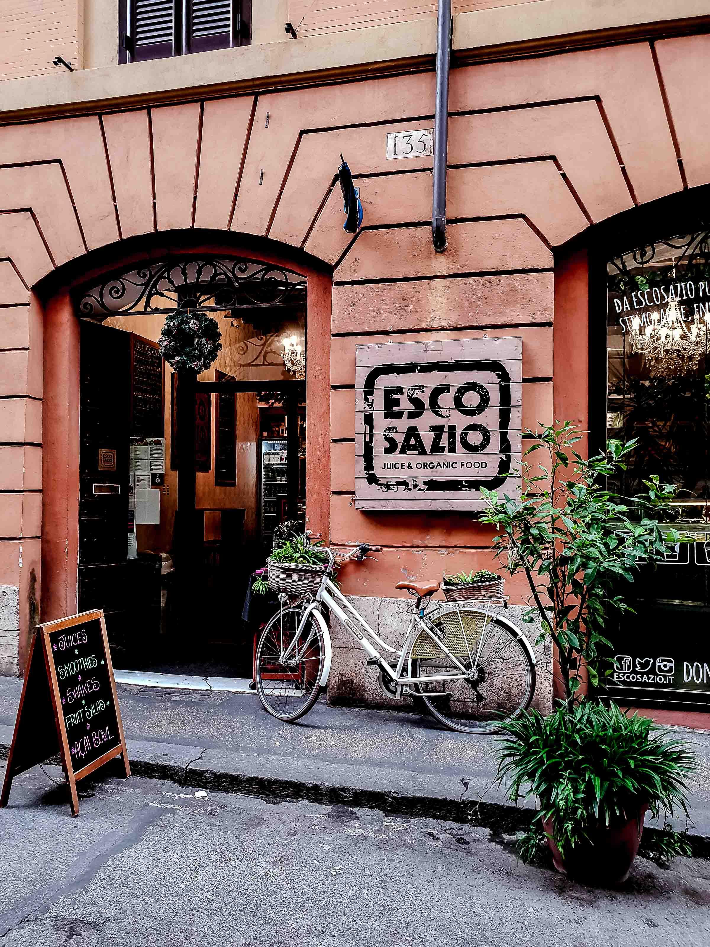 Frühstückslokale Rom