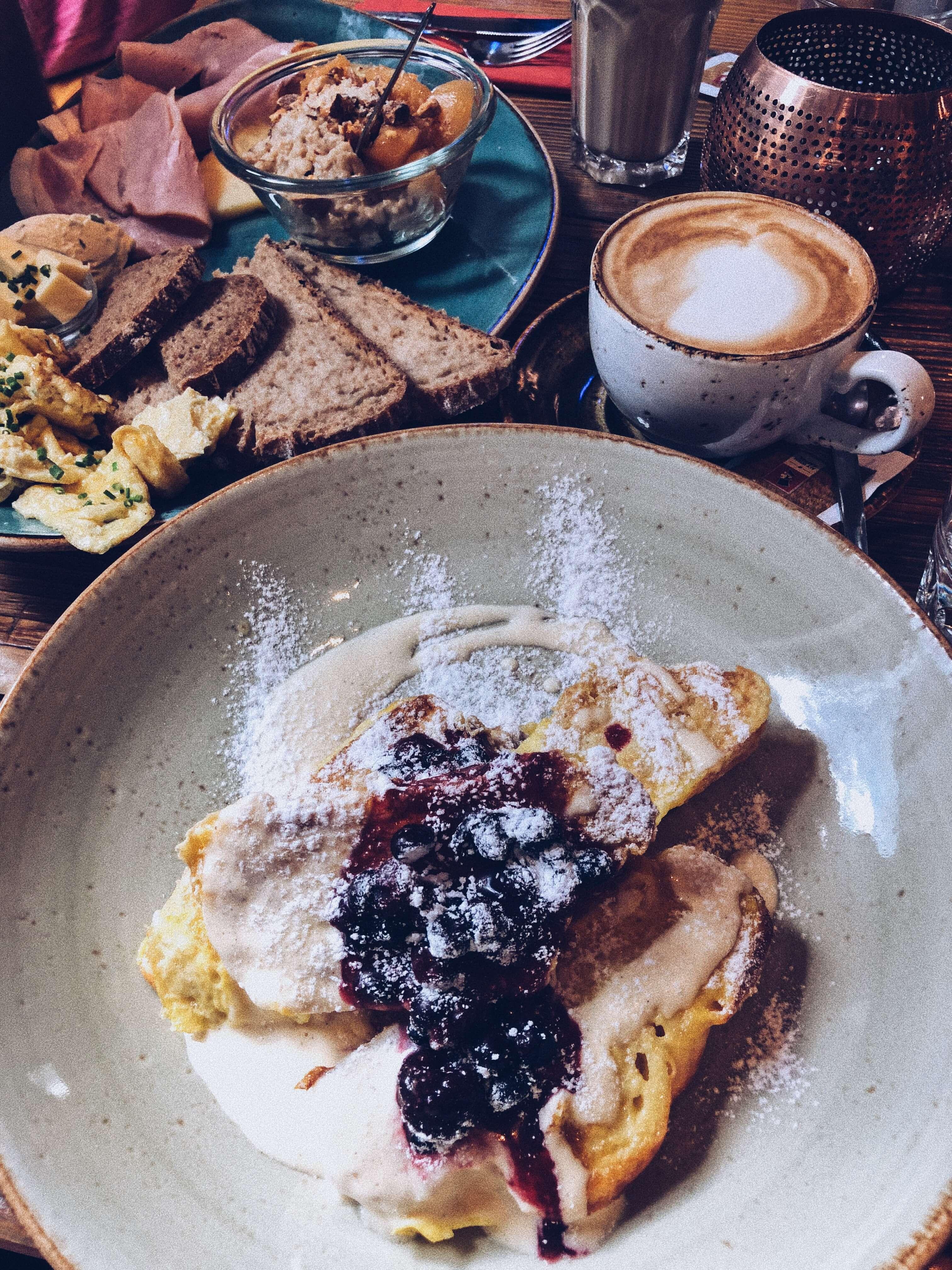 Frühstücken in Wien Ramasuri 1020 Wien