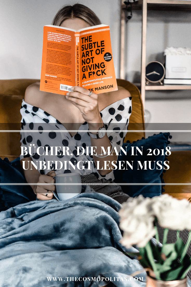 Bücher die man in 2018 lesen muss
