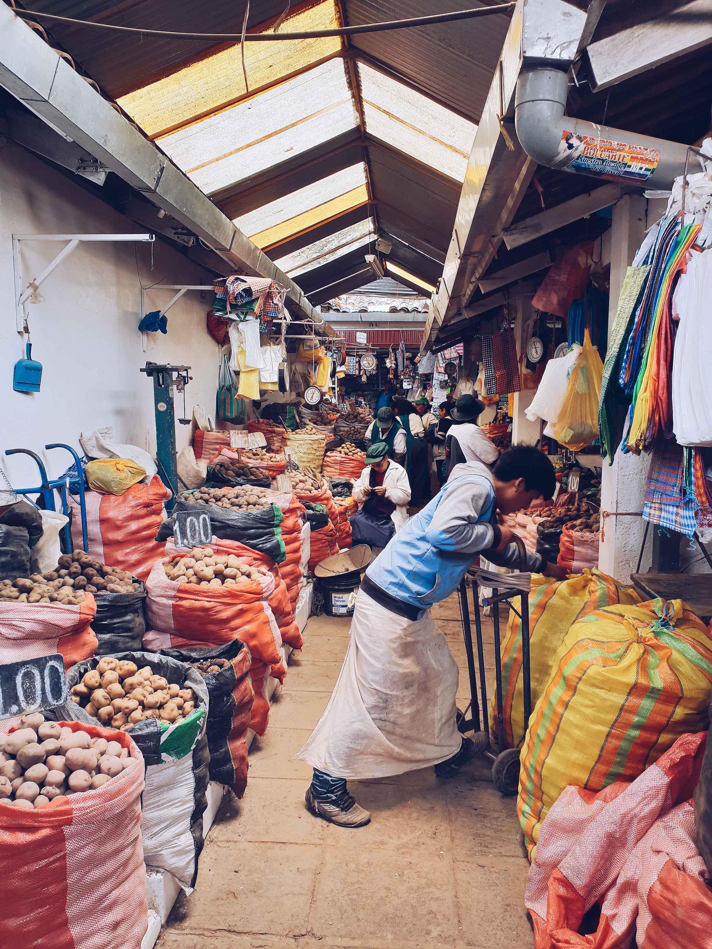 Welche Märkte sollte man in Cusco besuchen