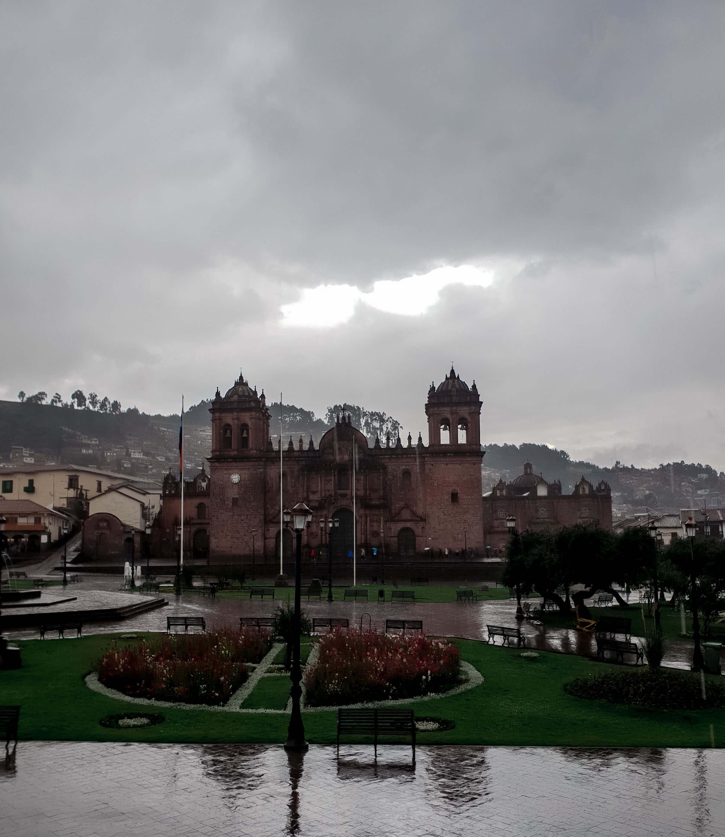 Plasa de Armas Cusco