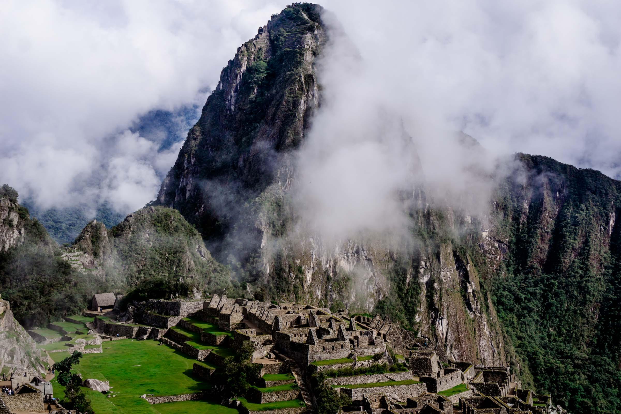 Machu Picchu besuchen