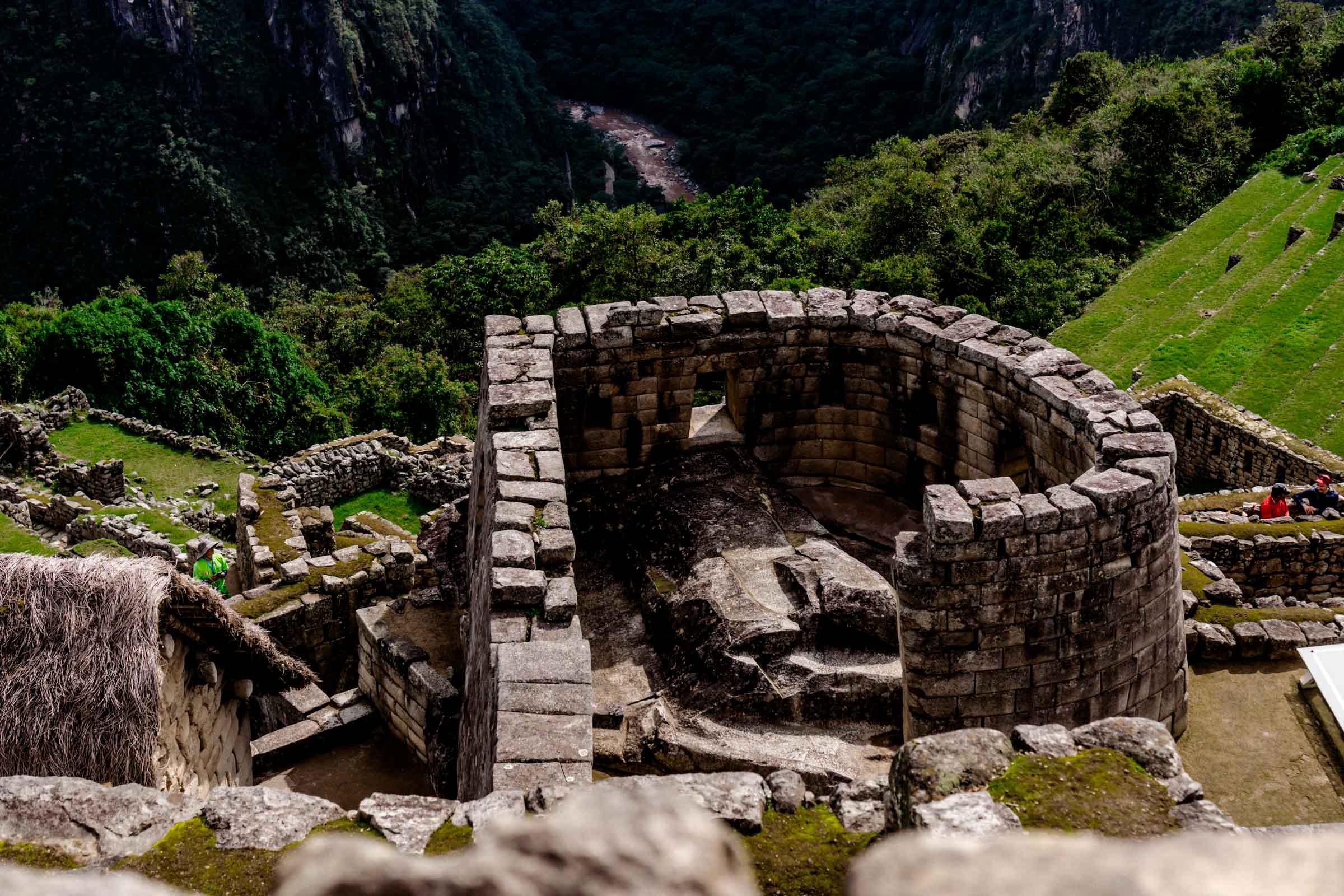 Machu Picchu Erlebnis Peru