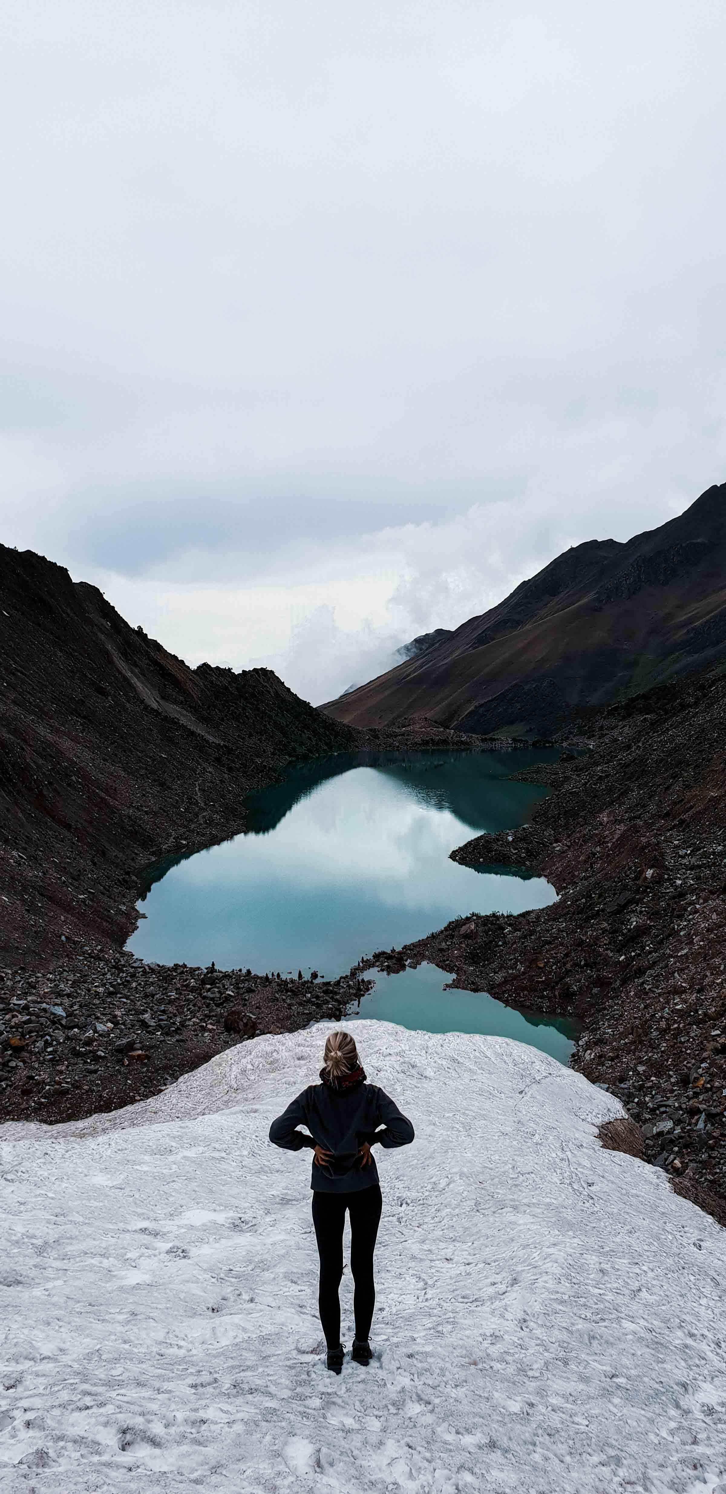 See Humantay Peru