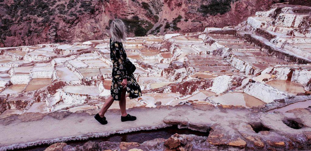 Ausflug Salinas der Maras
