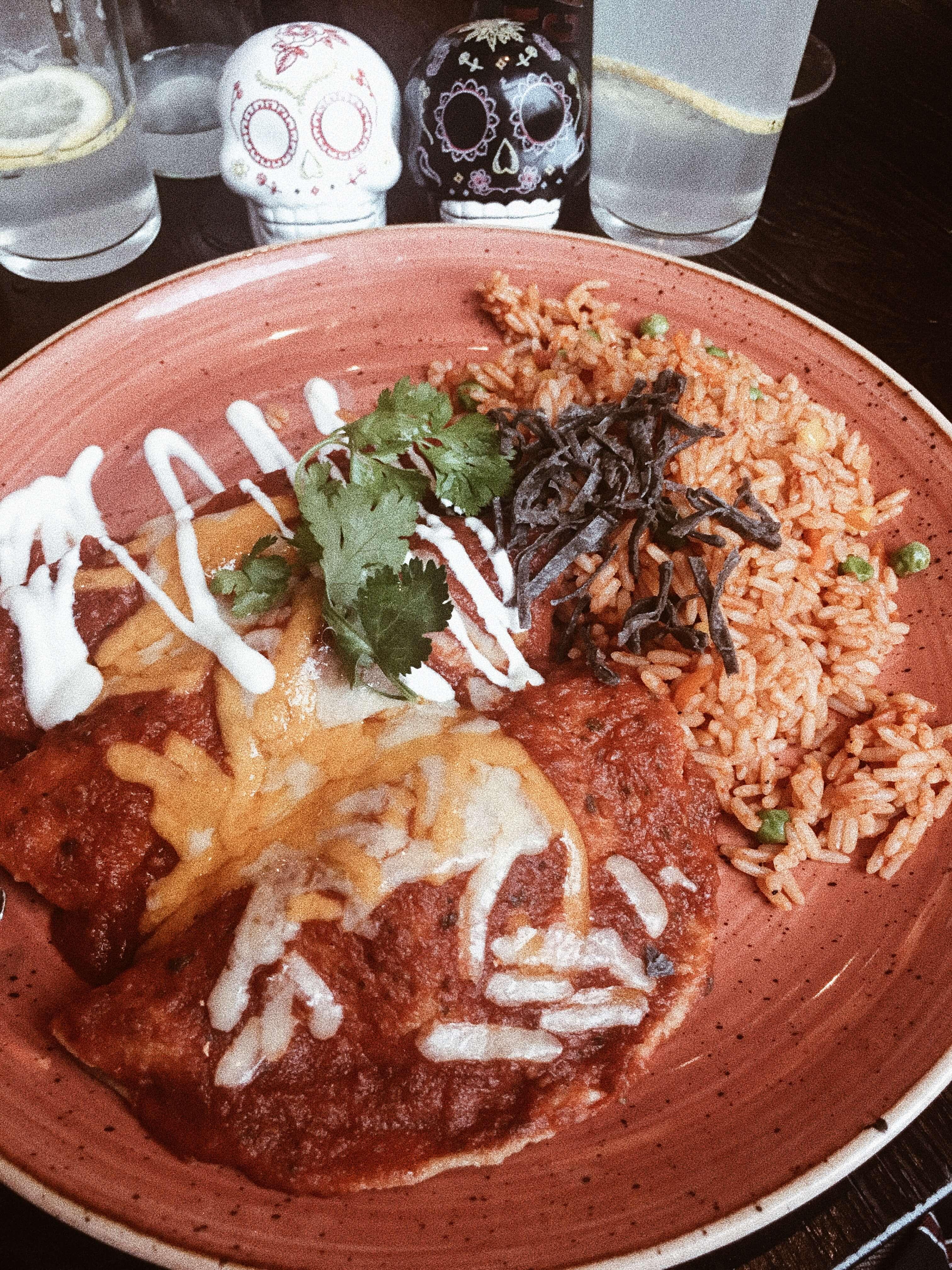Mexikanisch essen in Wien: Santos