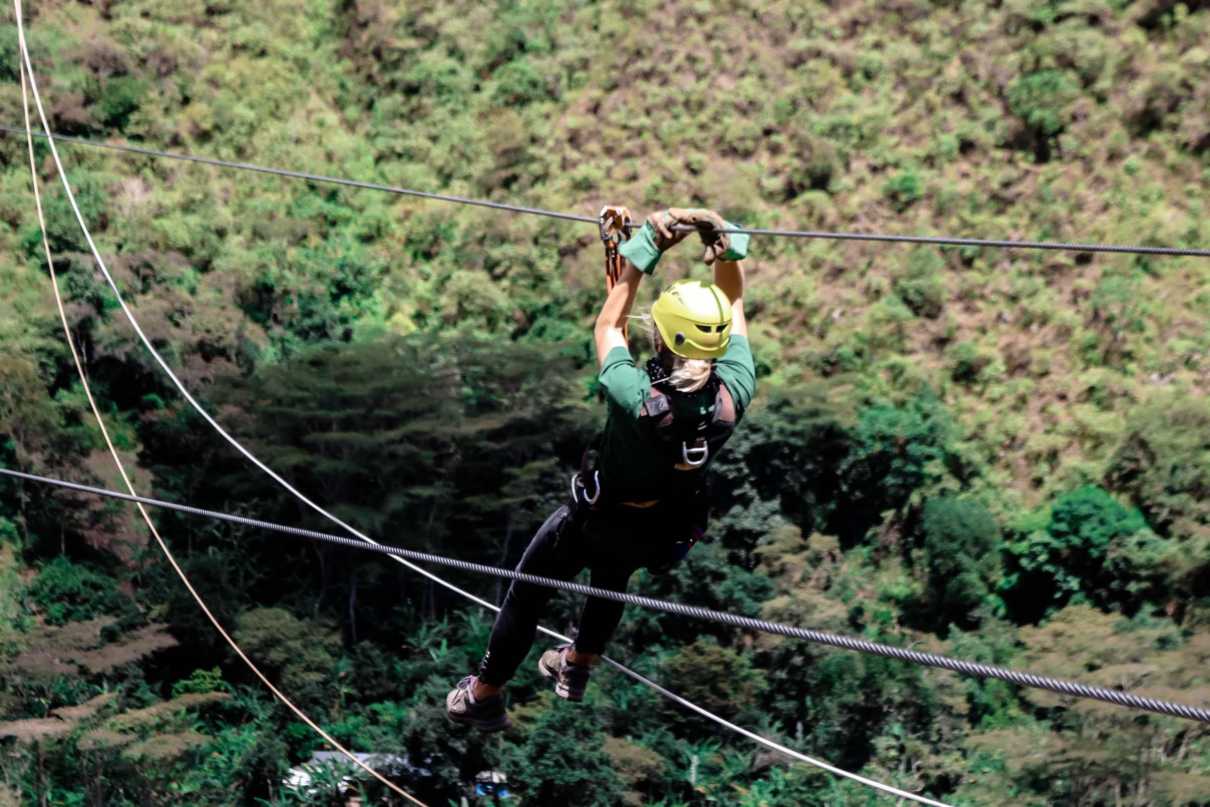 Vertikal Zipline Urubamba