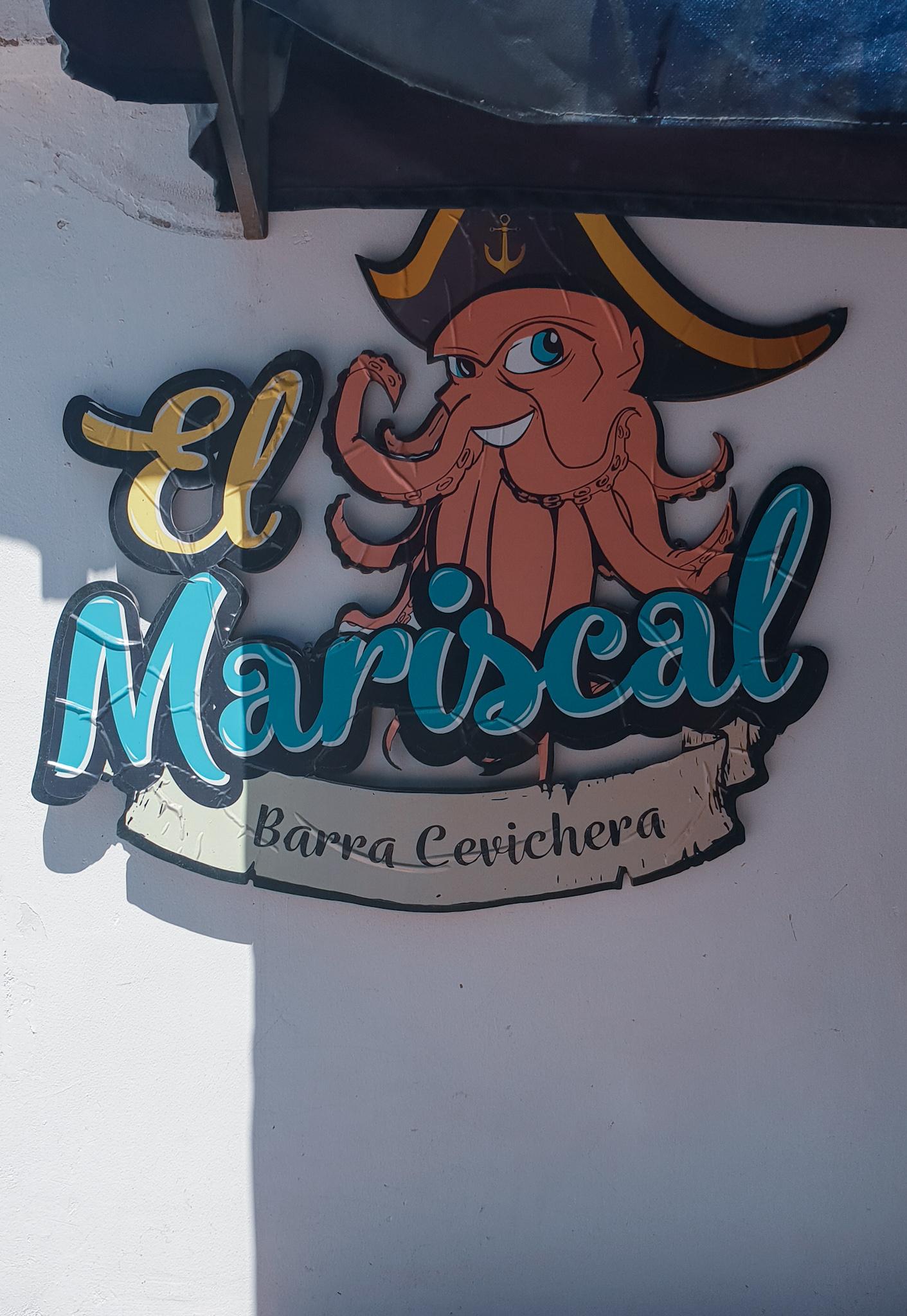 El Mariscal Ceviche Cusco