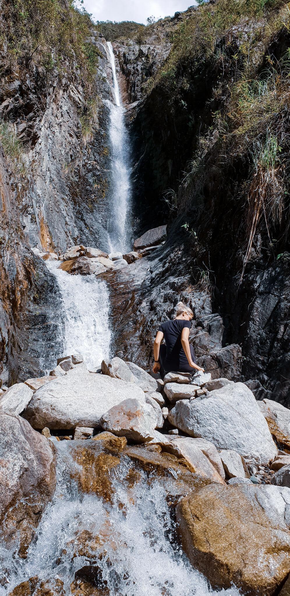 Machu Picchu Salkantay Trail Peru