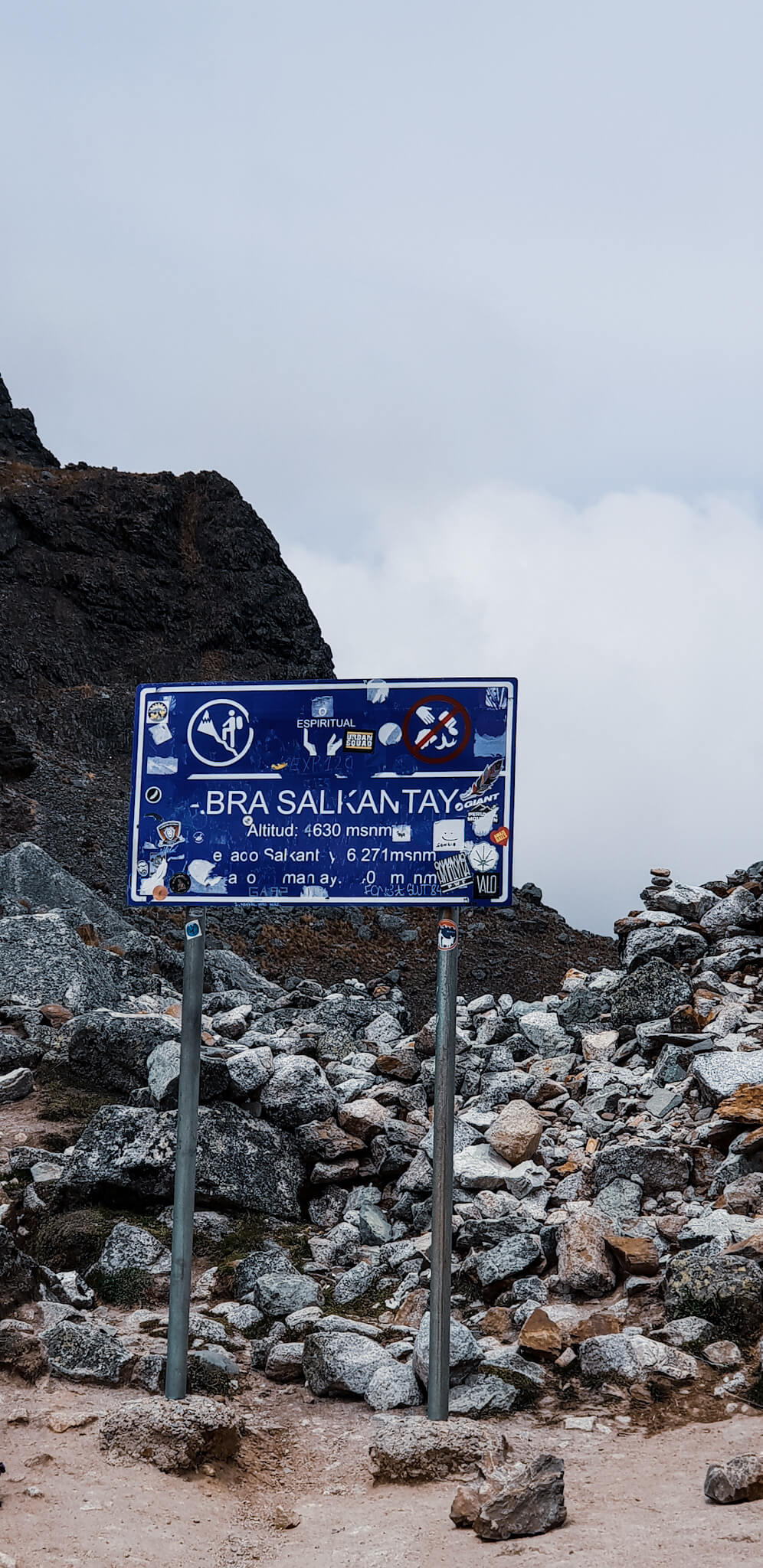 Salkantay Mountain Peak