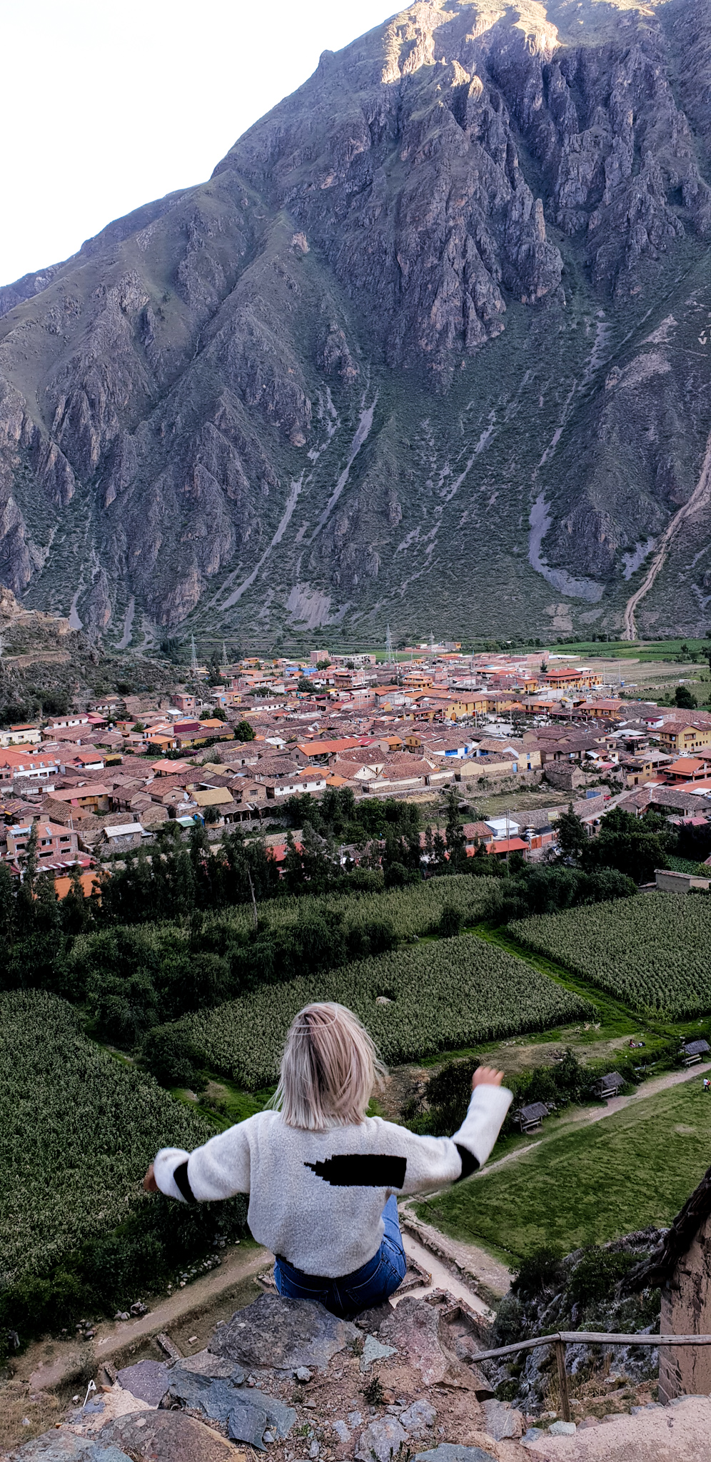 Ollataytambo SACRED VALLEY Peru