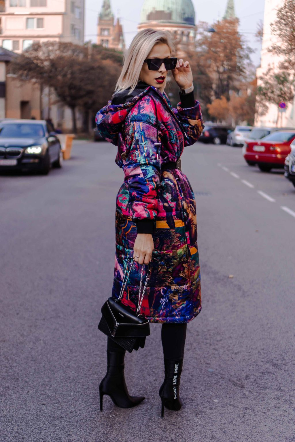 Puff Coats Street Style