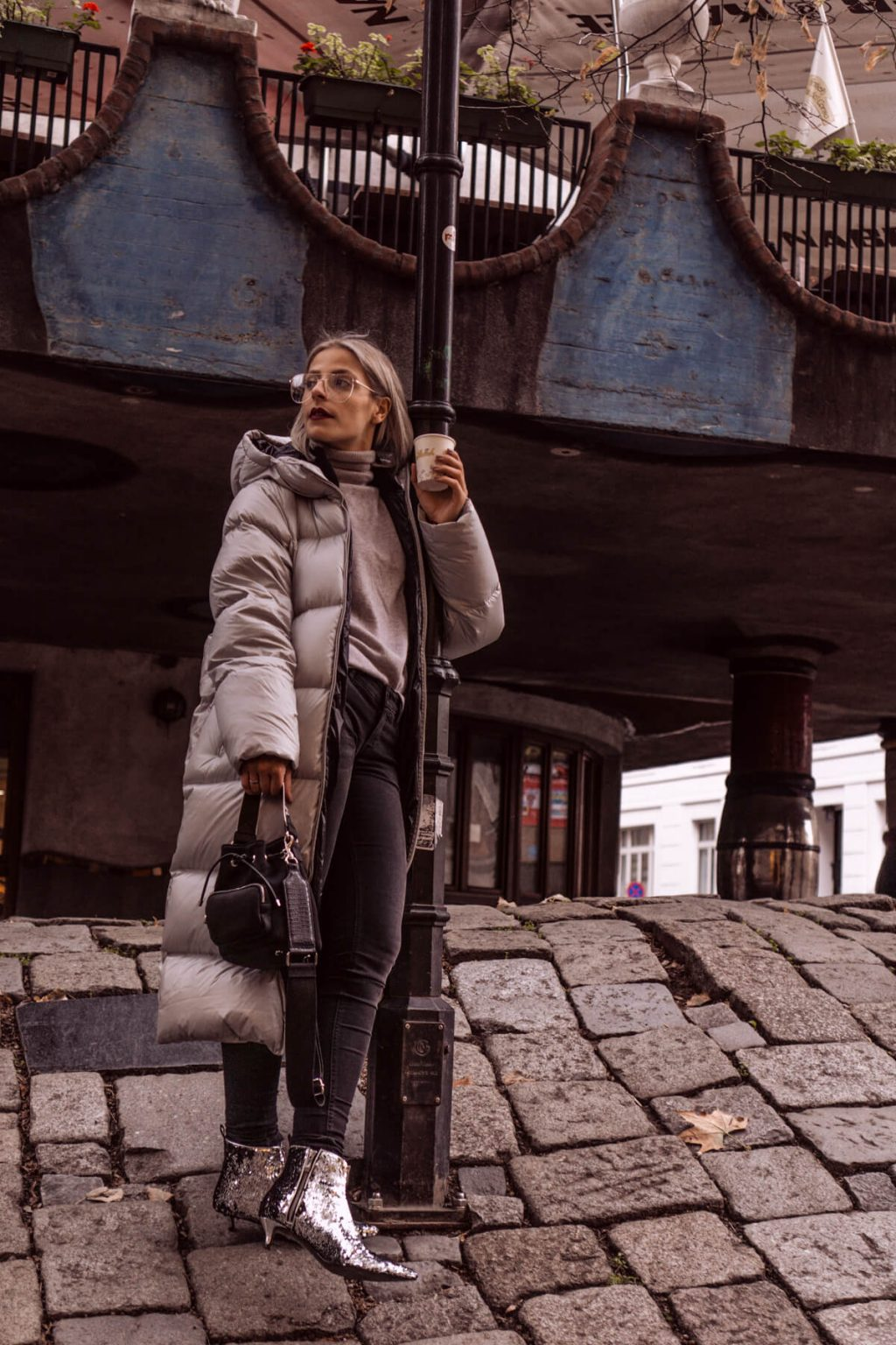 Puff Coats Trend How to wear