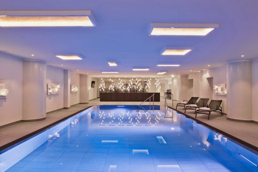 Vienna Marriott Hotel Spa
