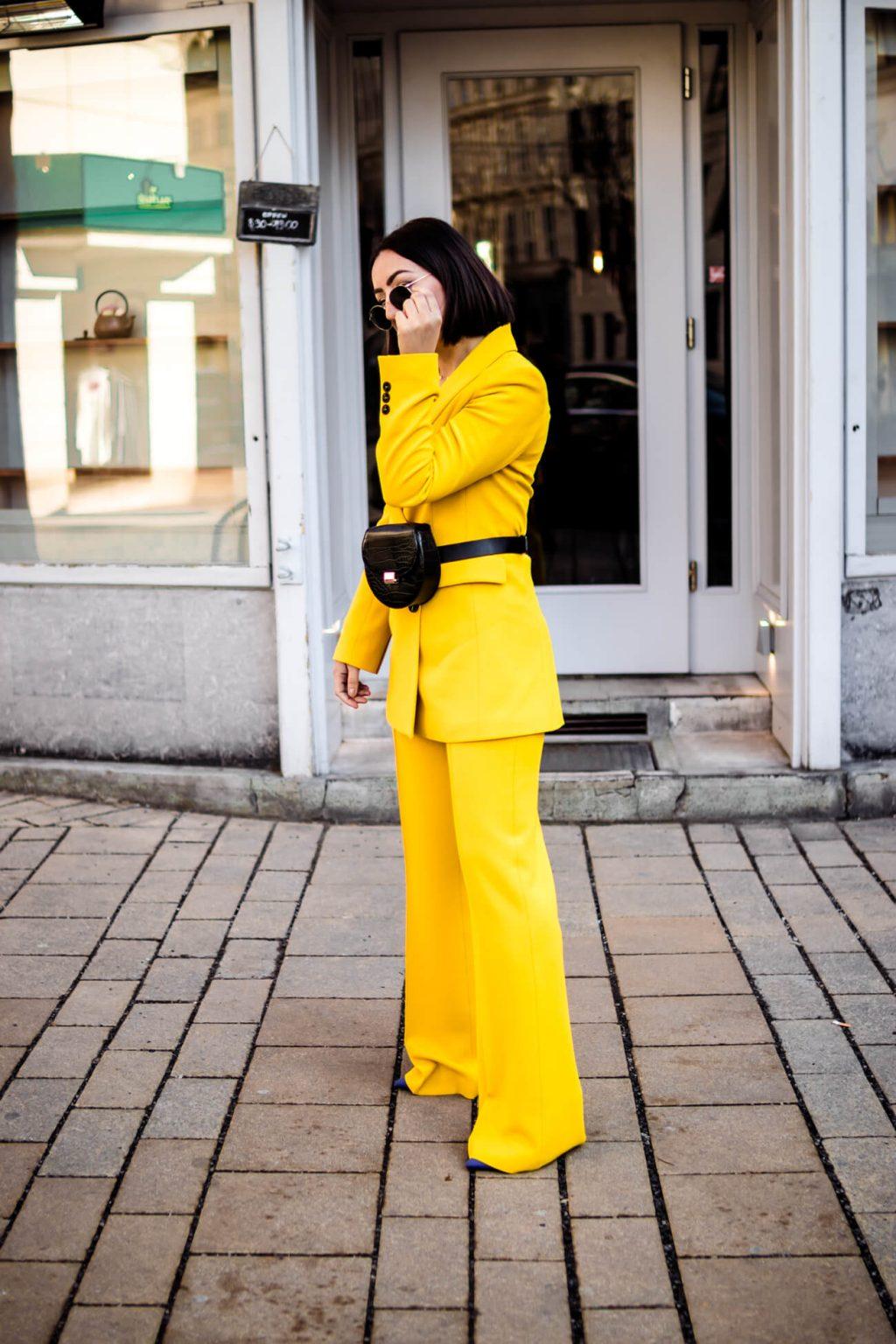 Wer kann Gelb tragen?