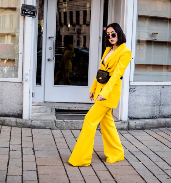 PANTONE SPRING COLOR TREND 2019 – YELLOW