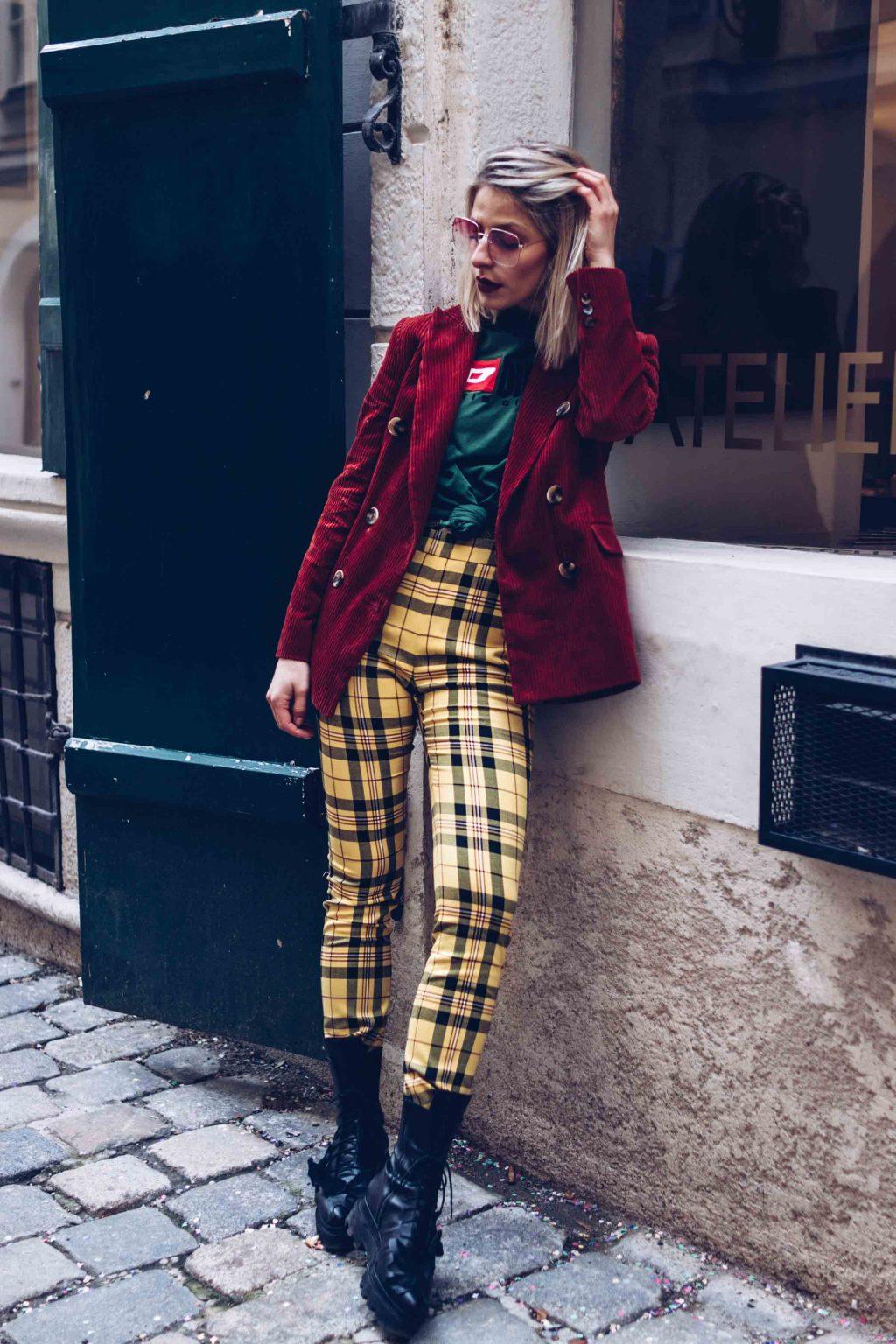 Blazer Outfit Ideen für Frauen