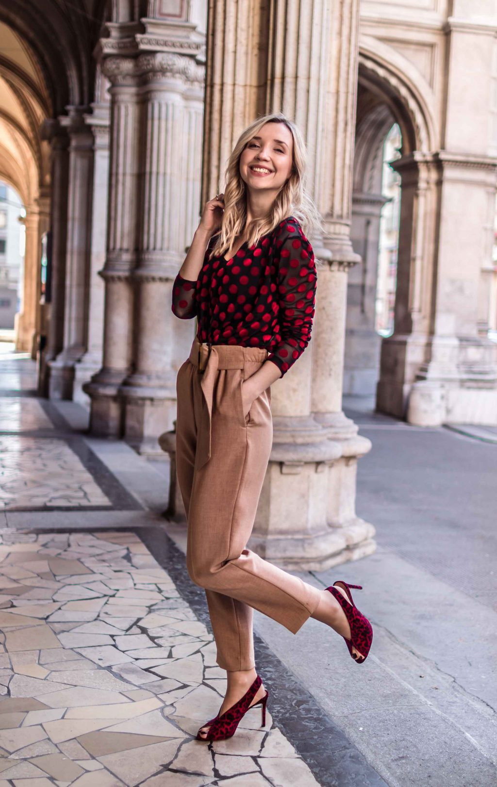How to style slingbacks?