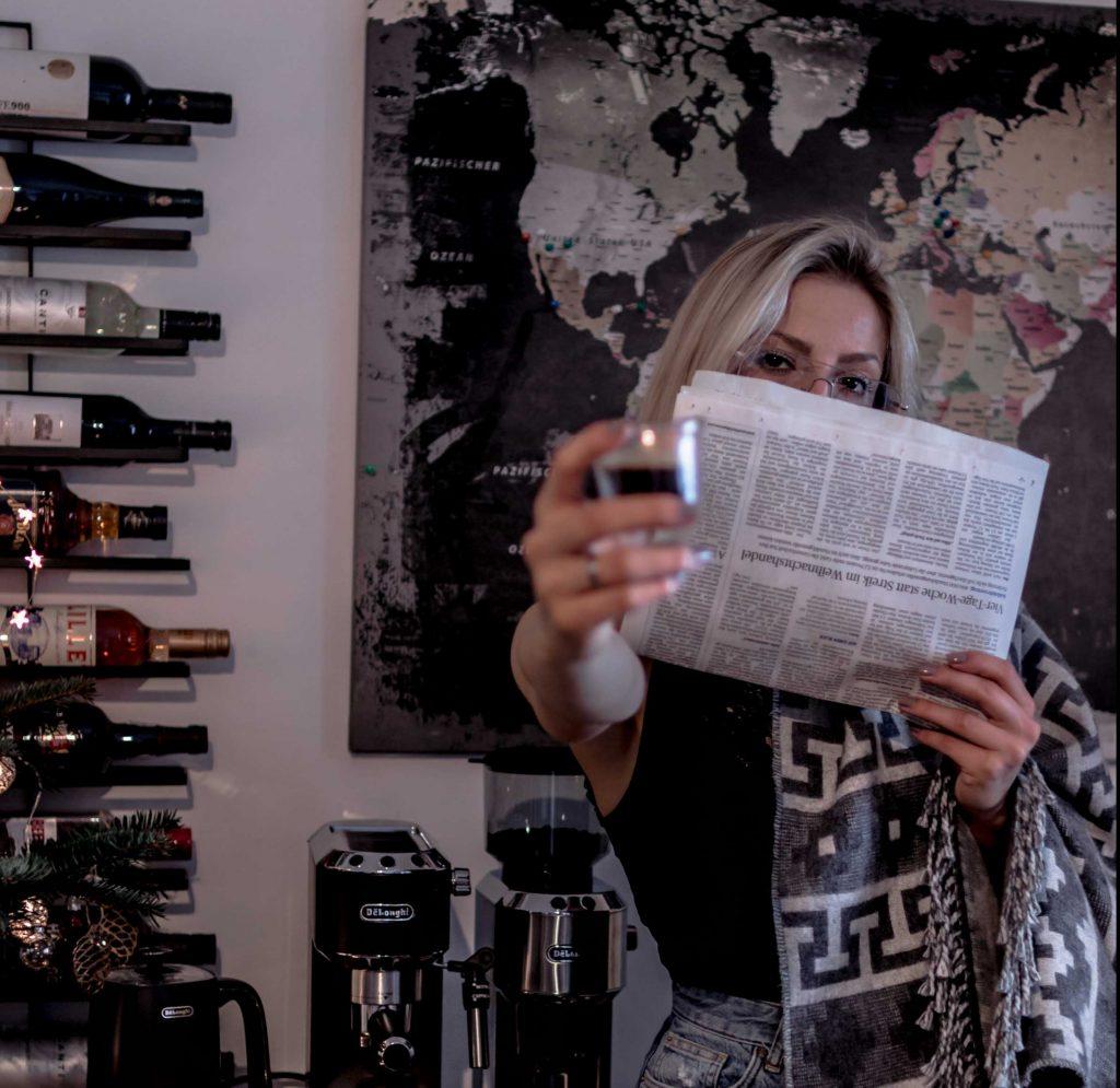 KAFFEE: EINE LIEBESGESCHICHTE OHNE ENDE