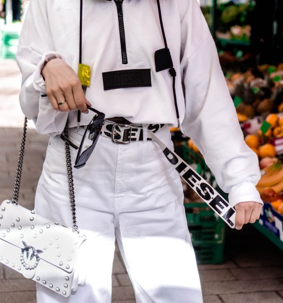 SPRING LOOKS | ALL-WHITE-LOOK WITH A POP OF NEON
