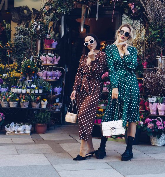 HOW TO WEAR POLKA DOTS: SPRING TREND GUIDE