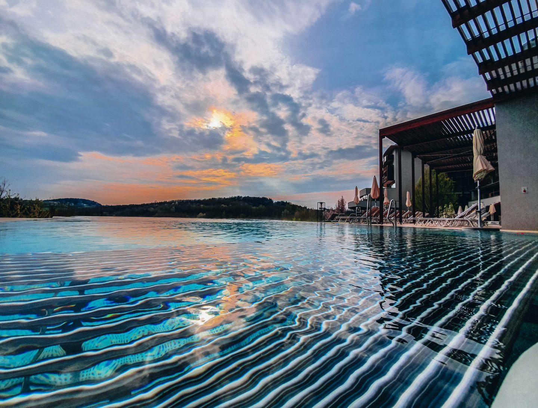 Infinity Pool Stegersbach Falkensteiner
