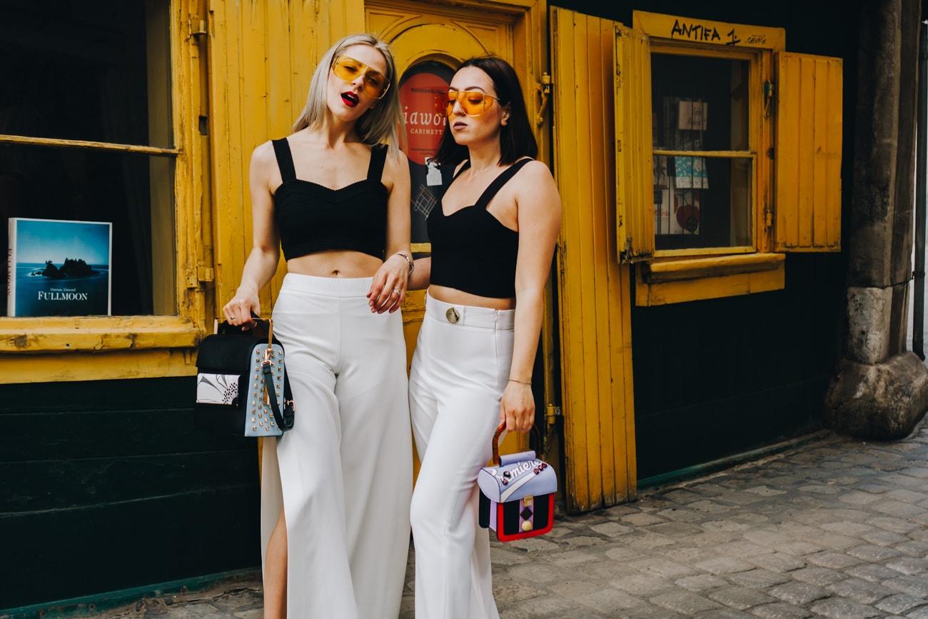 Wie kombiniert man eine Sonnenbrille?