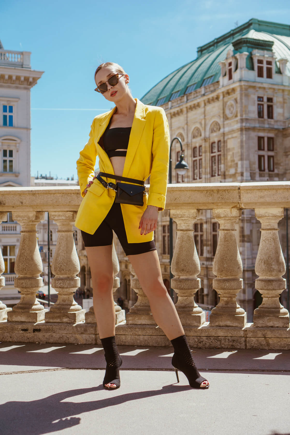 Fashion Trends Frühling Sommer 2019 Radlerhose