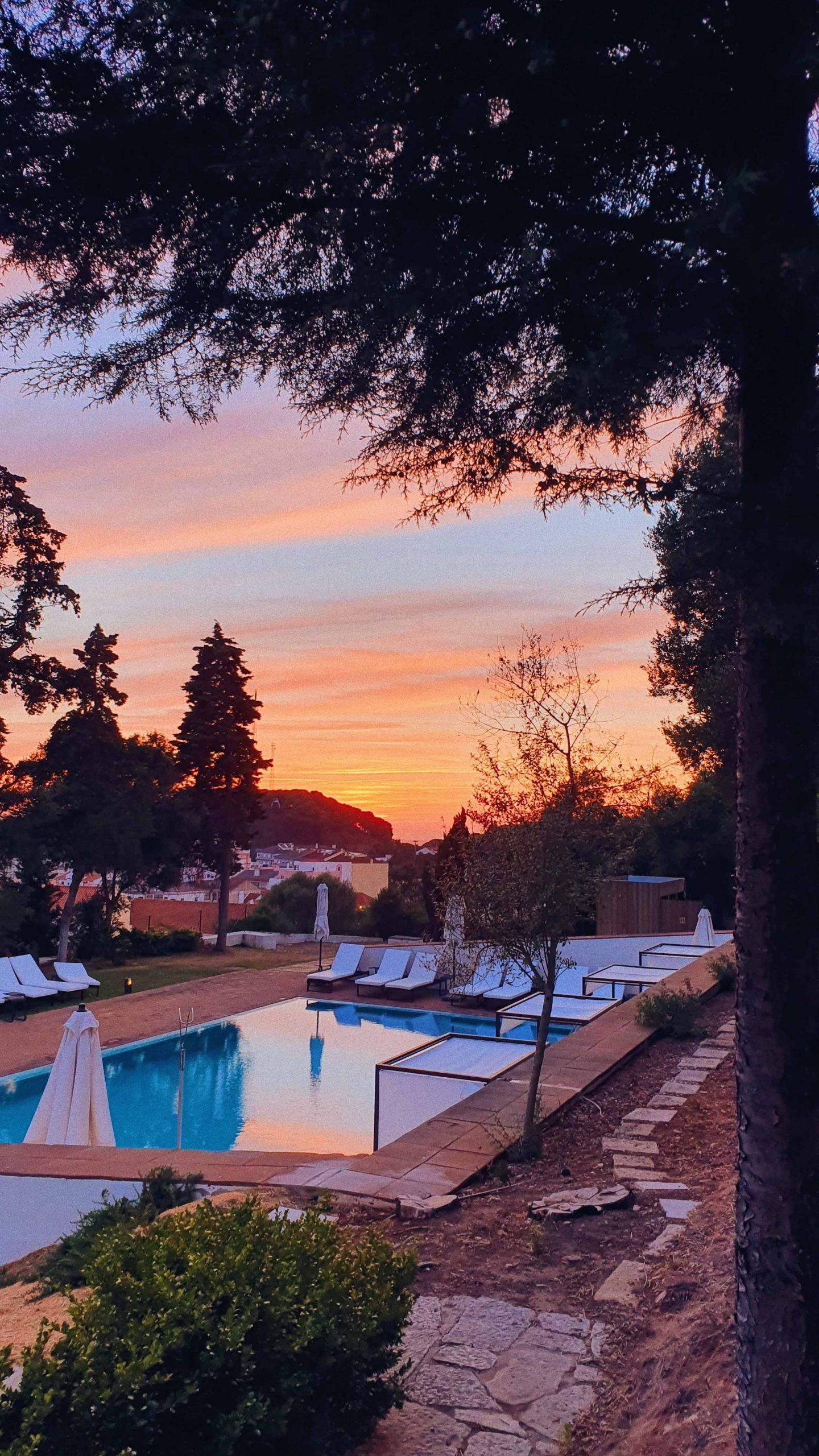 Santiago de Cacem Hotels
