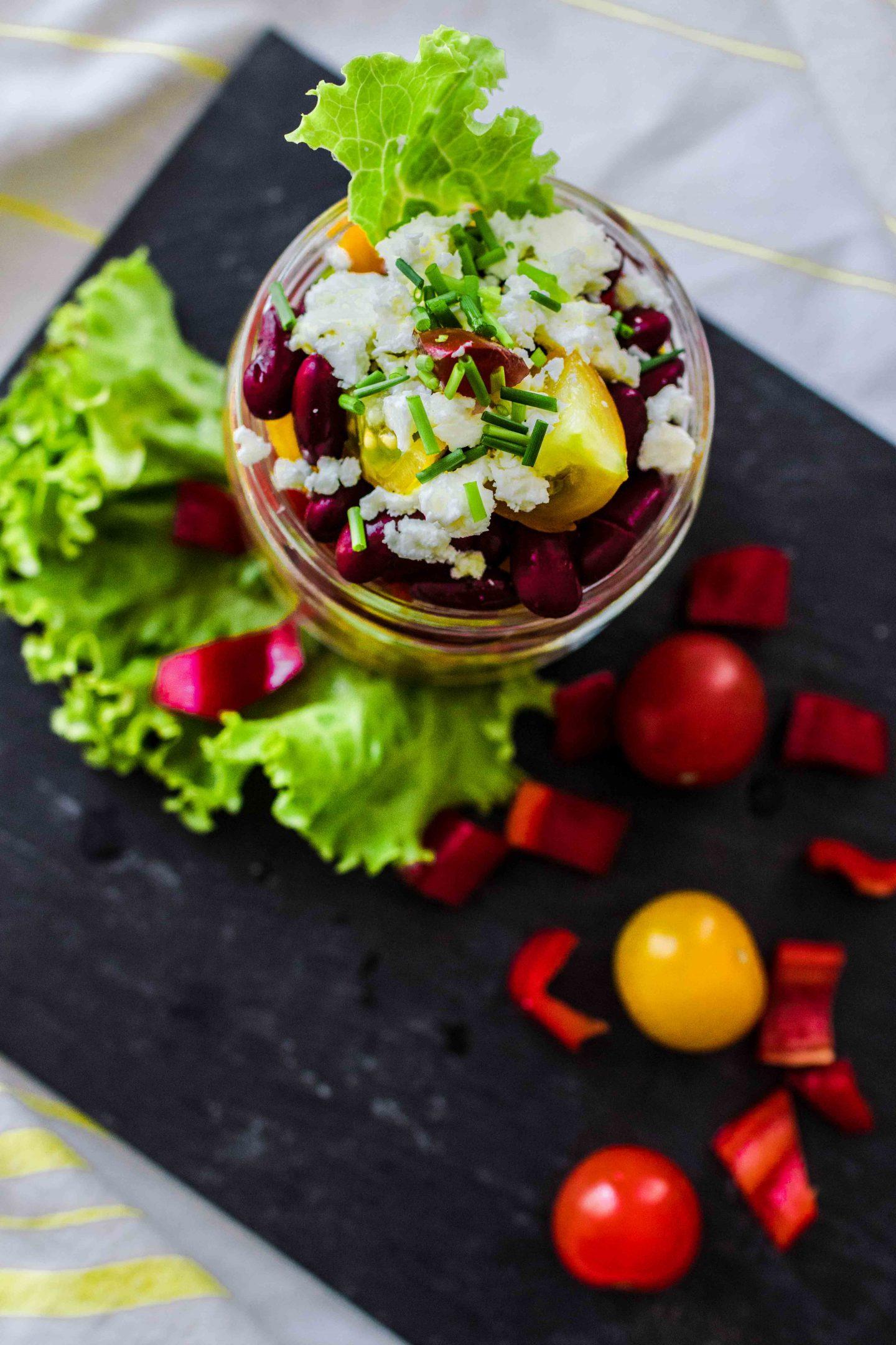 Sommersalate Rezept Einfach