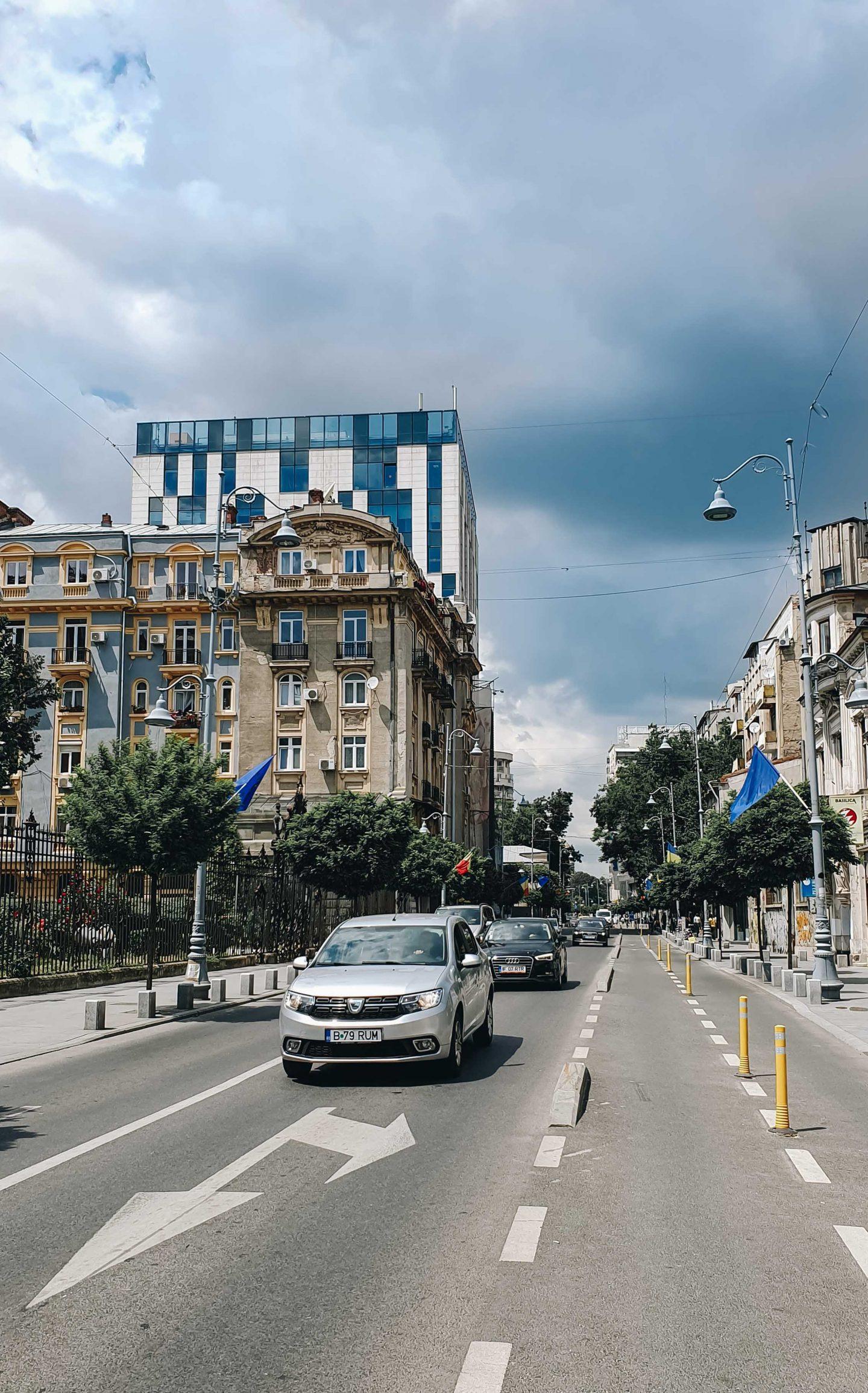 Bukarest Sehenswürdigkeiten fotogen