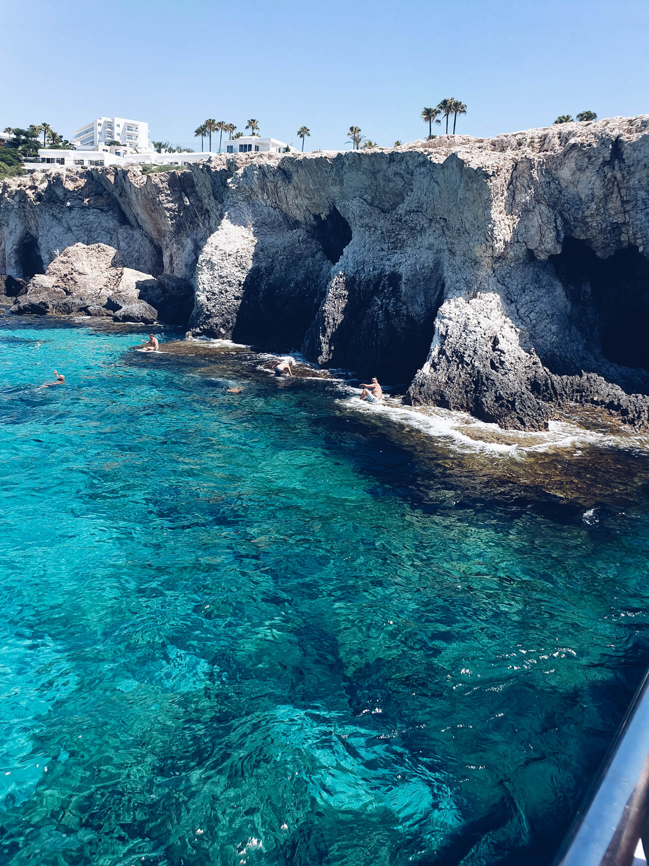 Blaue Lagune, Ayia Napa